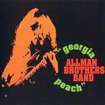 THE ALLMAN BROTHERS - GEORGIA PEACH CD BOX