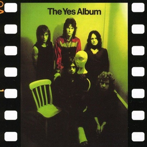 THE YES ALBUM LP