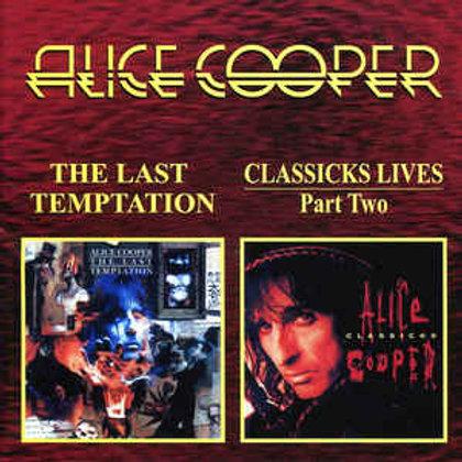 ALICE COOPER - THE LAST TEMPTATION CD