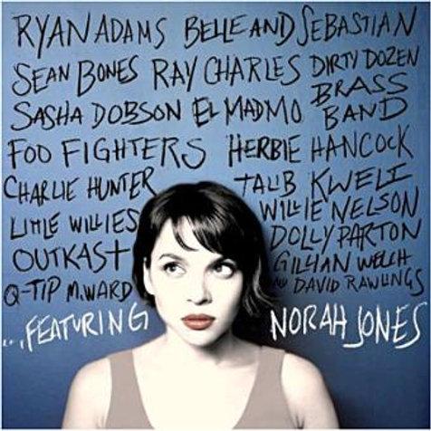 NORAH JONES - FEATURING CD