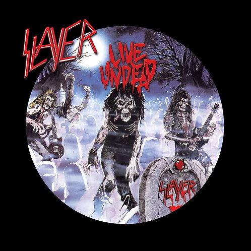 SLAYER - LIVE UNDEAD CD