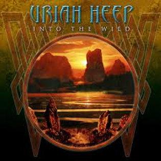 URIAH HEEP - INTO THE WILD CD
