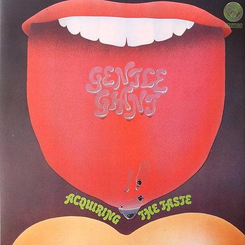GENTLE GIANT - ACQUIRING THE TASTE LP