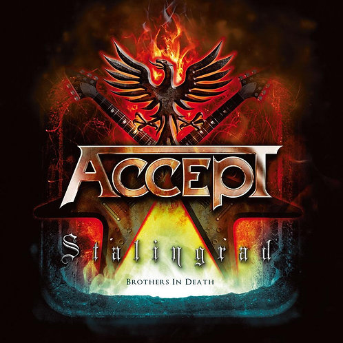 ACCEPT - STALINGRAD CD