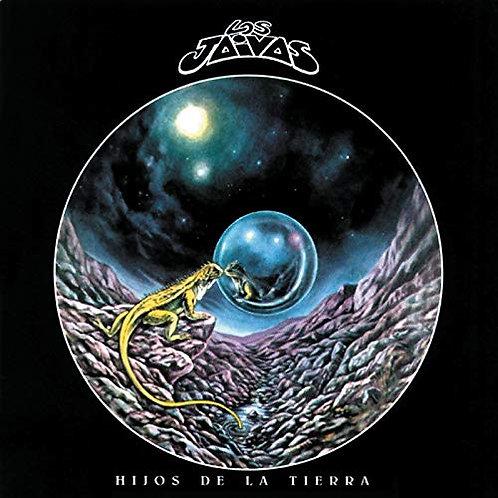 LOS JAIVAS - HIJOS DE LA TIERRA CD