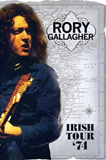 RORY GALAGHER - IRISH TOUR DVD