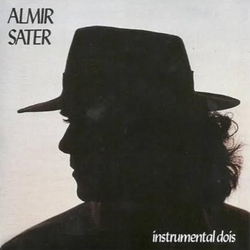 ALMIR SATER - INSTRUMENTAL DOIS CD