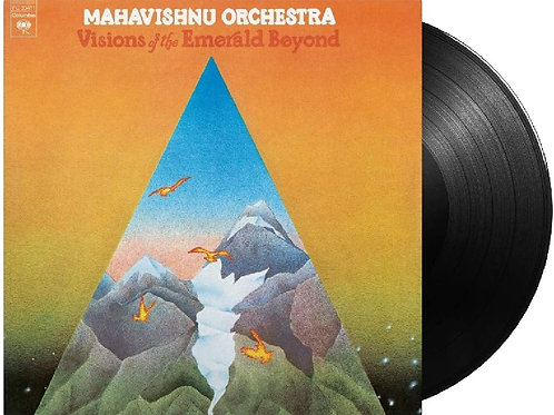 MAHAVISHNU ORCHESTRA - VISIONS OF THE EMERALD BEYOND LP