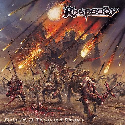 RHAPSODY - RAIN OFA THOUSAND FLAMES