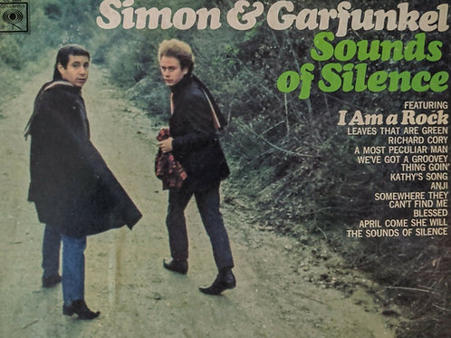 SIMON & GARFUNKEL - SOUNDS OF SILENCE LP