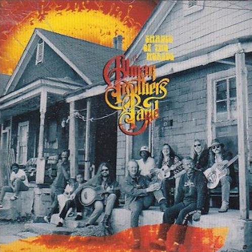 THE ALLMAN BROTHERS - SHADE TWO WORLDS CD