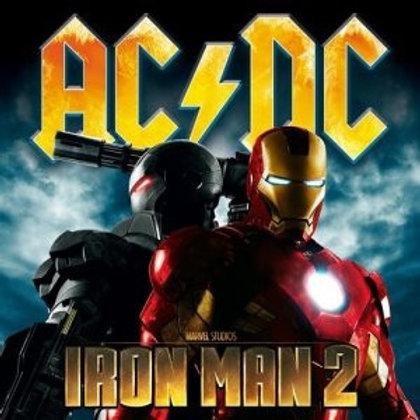 AC/DC - IRON MAN 2 DELUXE EDITION CD/DVD/LIVRO