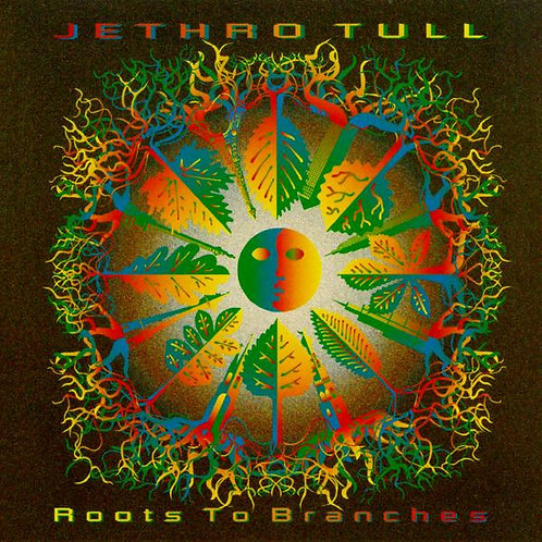 JETHRO TULL - ROOTS TO BRANCHES CD