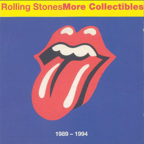 THE ROLLING STONES - COLLECTIBLES 1989-1995