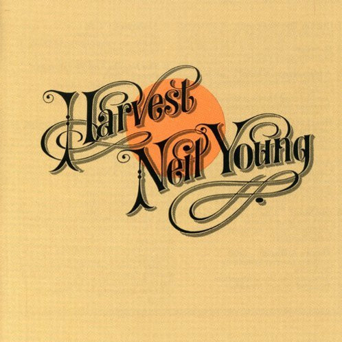 NEIL YOUNG - HARVEST CD