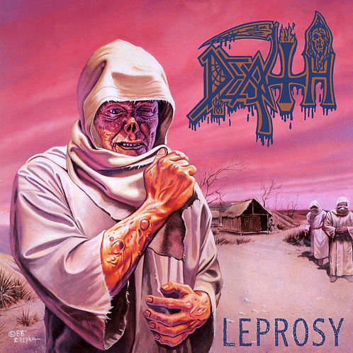DEATH - LEPROSY CD