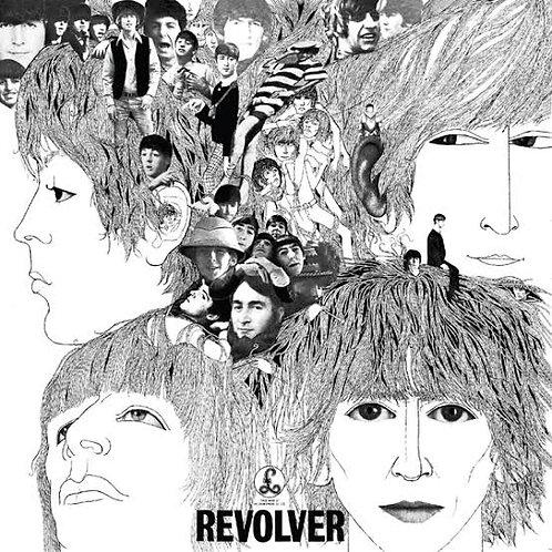 THE BEATLES - REVOLVER CD