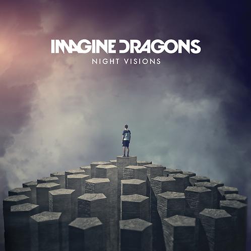 IMAGINE DRAGONS - NIGHT VISIONS CD