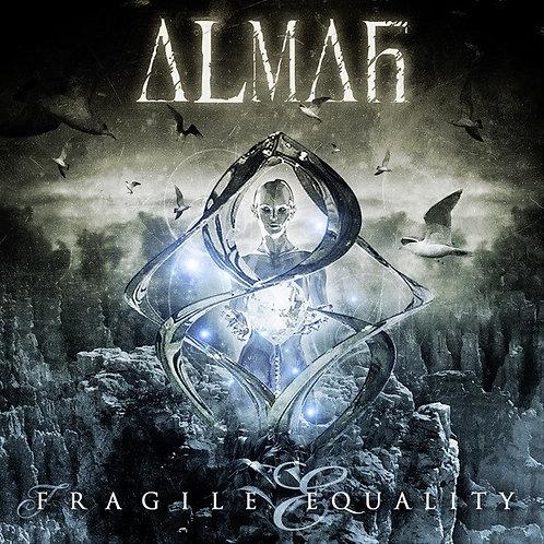 ALMAH - FRAGILE EQUALITY CD