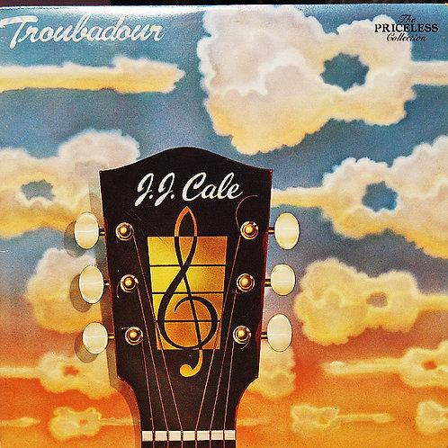 J.J.CALE - TROUBADOUR LP