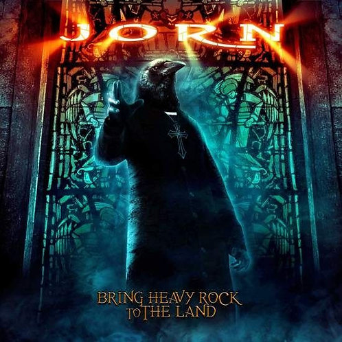 JORN - BRING HEAVY ROCK TO THE LAND CD