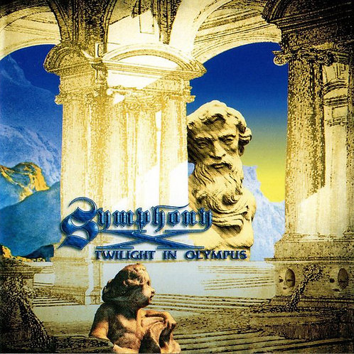 SYMPHONY X - TWILIGHT IN OLYMPUS CD
