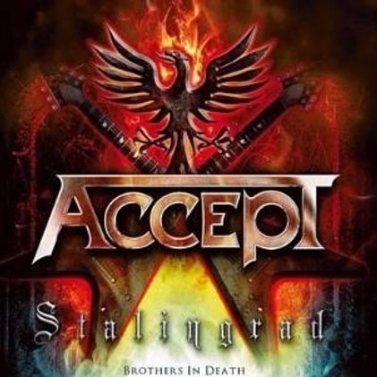 ACCEPT - STILINGRAD BROTHERS IN DEATH CD+DVD