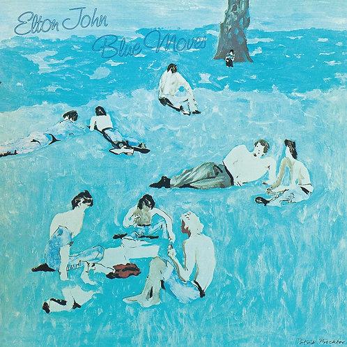 ELTON JOHN - BLUE MOVES LP