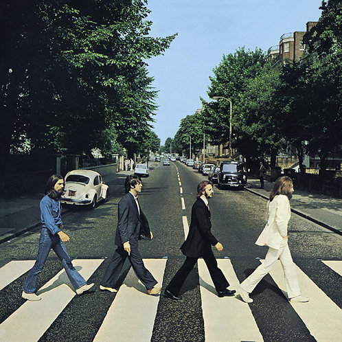 THE BEATLES - ABBEY ROAD  CD