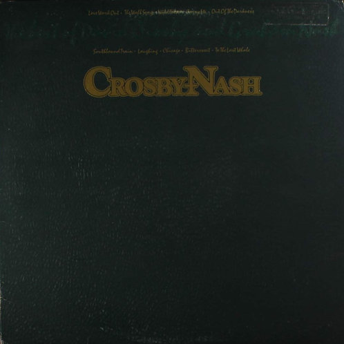 CROSBY & NASH - THE BEST OOF DAVID CROSBY LP