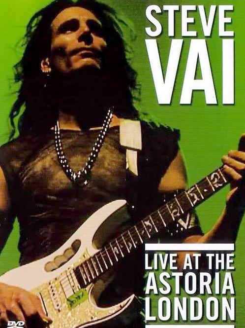 STEVE VAI - LIVE AT THE ASTORIA LONDON DVD
