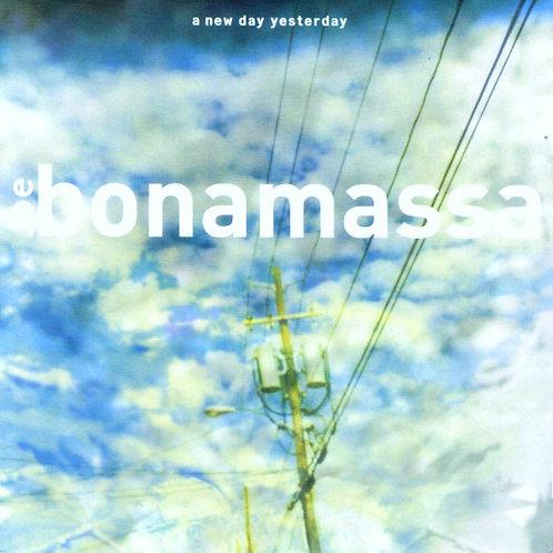 JOE BONAMASSA - A NEW DAY YESTERDAY CD