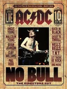 AC/DC - NO BULL THE DIRECTOR'S CUT DVD