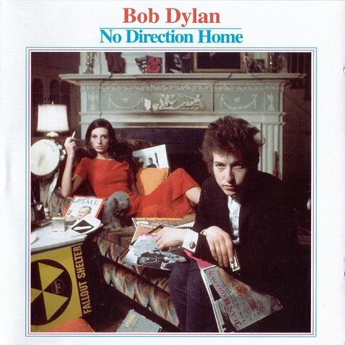 BOB DYLAN - NO DIRECTION HOME CD