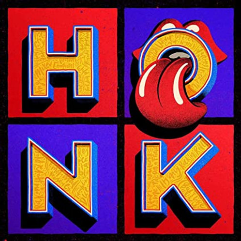 THE ROLLING STONES - HONK DUPLO CD