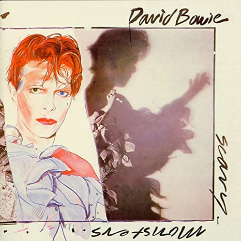 DAVID BOWIE - SCARY MASTERS LP