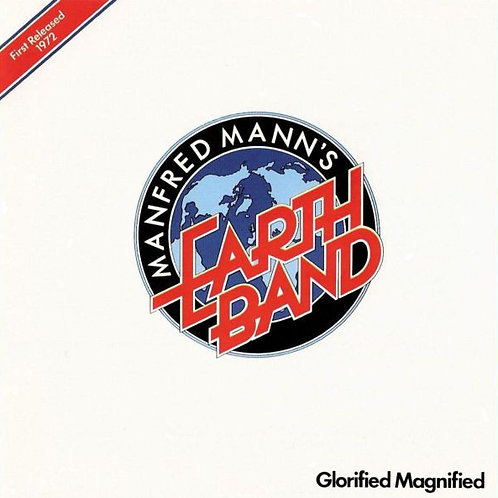 MANFRED MANN´S - GLORIFIED MAGNIFIED CD