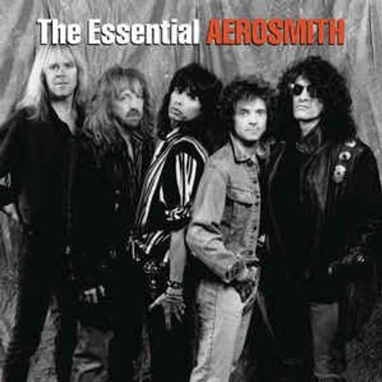 AEROSMITH - THE ESSENTIAL DUPLO CD