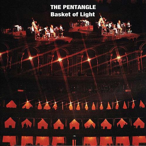 THE PENTANGLE - BASKET OF LIGHT CD