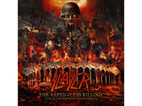 SLAYER - THE REPENTLESS KILLOGY CD DIGIPACK