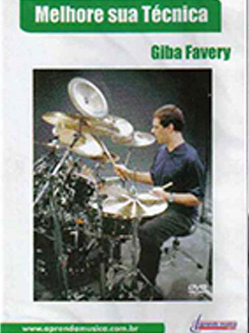 GIBA FAVERY - MELHORE SUA MUSICA DVD