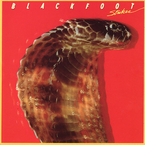 BLACK FOOT - STRIKES CD