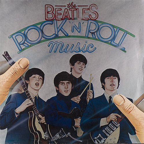 THE BEATLES - ROCK ´N´ ROLL MUSIC LP