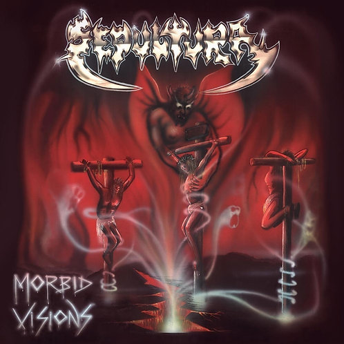 SEPULTURA - MORBID VISIONS CD