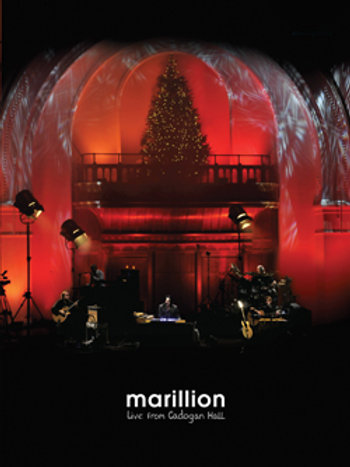 MARILLION - LIVE FROM CADOGAN HALL DUPLO DVD