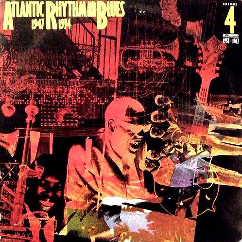 ATLANTIC RHYTM AND BLUES VOL.4 DUPLO LP