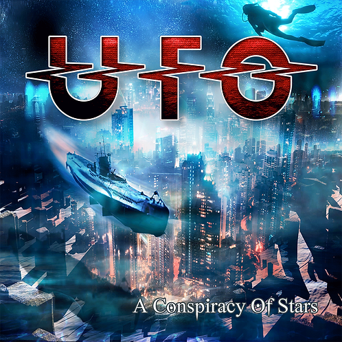 UFO - A CONSPIRACY OF STARS CD