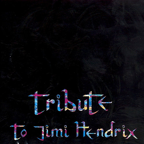 PAUL GILBERT - TRIBUTE TO JIMI HENDRIX CD