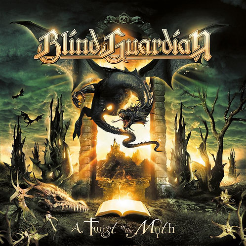 BLIND GUARDIAN - A TWIST IN THE MYTH CD