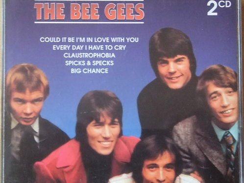 THE BEE GEES - CD DUPLO BOX